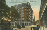 """Cawthon Hotel, St. Joseph and St. Francis St., Mobile, Ala."""