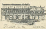 """The La Clede Hotel, Mobile, Ala."""