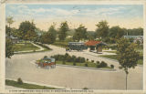 """A View of Norwood Boulevard at 32nd Street, Birmingham, Ala."""