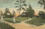 """Country Club showing a portion of Lawns, Birmingham, Ala."""