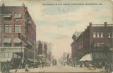 """3rd Avenue and 19th Street, looking East, Birmingham, Ala."""