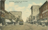 """2nd Avenue, looking East from 19th Street, Birmingham, Ala."""