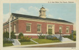 """U.S. Post Office, Fort Payne, Alabama."""
