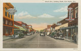 """Gault Ave., Looking North, Fort Payne, Ala."""