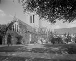Episcopal Church of the Ascension in Montgomery, Alabama.