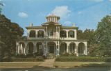 """Burchfield Home, Tuscaloosa, Alabama."""