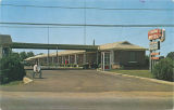 """Gordo Motel, U.S. 82, Between Tuscaloosa Ala. & Columbus, Miss."""