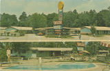 """Taylor Motel, 2598 Government Street - Phone 479-5481, Mobile, Alabama."""