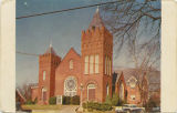 """First Methodist Church, Alexander City, Alabama."""