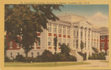 """The Administration Building, University of Alabama, Tuscaloosa, Ala."""