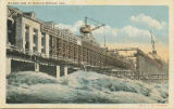 """Wilson Dam at Muscle Shoals, Ala."""