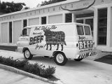 Alabama Cattlemen's Association van promoting the consumption of beef.