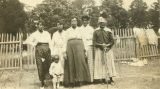 Family of William Dumas of Camden, Alabama.