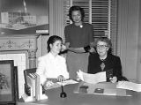 Members of the Alabama Congress of Parents and Teachers, probably at the headquarters in...