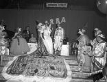 Mardi Gras party held by the Alabama Road Builders Association at Garrett Coliseum in Montgomery,...