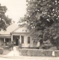 Webb home in Sumter County, Alabama.