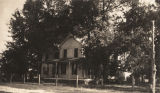Home of James Chapron Browder on Highway 11 near Livingston, Alabama.