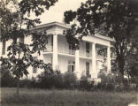 Frazier Brown home in Auburn, Alabama.