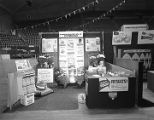American Agricultural Chemical Company booth at Garrett Coliseum during the 1960 South Alabama...