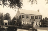 Home of Mrs. Bertha Moore Merrill.