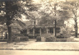 Residence of Judge Charles B. Teasley, facing west at Perry Street and High Street in Montgomery,...