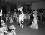 Queen of the Krewe of the Athenians Ball at the Montgomery City Auditorium in Montgomery, Alabama.