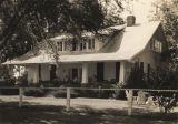 Home of R.E. Lambert, Sr., in Wilcox County, Alabama.