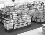 Ann Page Foods mayonnaise and salad dressing display at the Highland Avenue A&P in Montgomery,...