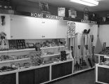 Home hardware and garden tools sections of Beale Building and Supply Company at 663 South Decatur...