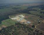 Aerial view of the Caffco Imports facility on the Wetumpka Highway in Montgomery, Alabama.
