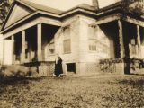 Grampian, the home of Henry W. Norville in Livingston, Alabama.