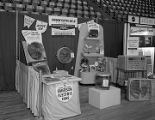 Emerson Electric Manufacturing Company booth at the 1957 Alabama Retail Hardware Association...