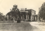 Gaineswood in Demopolis, Alabama, which was built by General Nathan Bryan Whitfield.