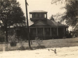 The old Cato home on the hill on Barbour Street in Eufaula, Alabama.