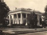 Home of Eli Shorter II in Eufaula, Alabama.