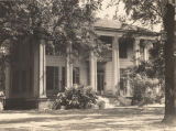 Home of Mollie Shorter and Pauline Couric in Eufaula, Alabama.