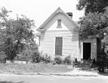 Home of Lawrence and Nina O'Donovan at 12 Semple Street in Montgomery, Alabama.