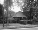 Home of Mrs. C. L. Davis at the intersection of Boyce Street and Mt. Meigs Road in Montgomery,...