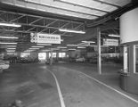 Interior of the shop at Davis Motor Company at 141 Catoma Street in Montgomery, Alabama.