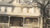 Tolliver home in Bridgeport, Alabama.