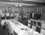 Meeting for Birmingham News paper boys at the Holiday Inn at 4231 Mobile Road in Montgomery,...