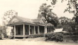 John T. Harris home in Lee County, Alabama.