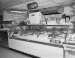 Seafood counter at the Big Bear store at 421 West Fairview Avenue in Montgomery, Alabama.