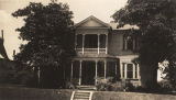 Home of M. C. Houston in Sumter County, Alabama.