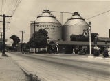 Buckeye Cotton Oil Company on the outskirts of Montgomery, Alabama.
