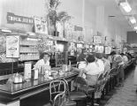 Tropical Juice Bar at J. J. Newberry's at 11 Dexter Avenue in downtown Montgomery, Alabama.