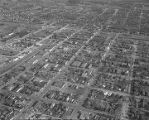 Aerial view of Bessemer, Alabama.