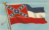 State Flag of Mississippi.
