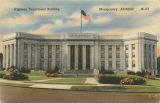 """Highway Department Building, Montgomery, Alabama."""