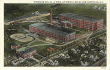 """Merrimack Mfg. Co., a model cotton mill and village, Huntsville, Ala."""